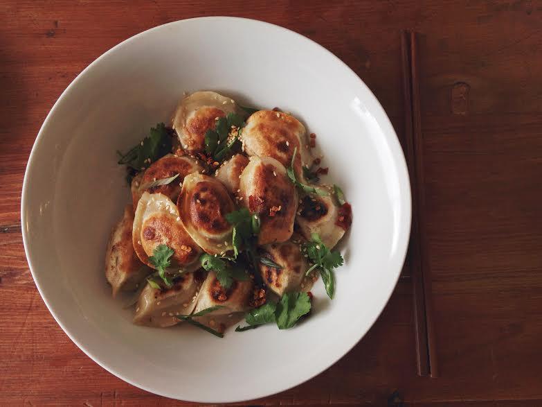 Restaurant Trilogie — Dumplings de famille inoubliables