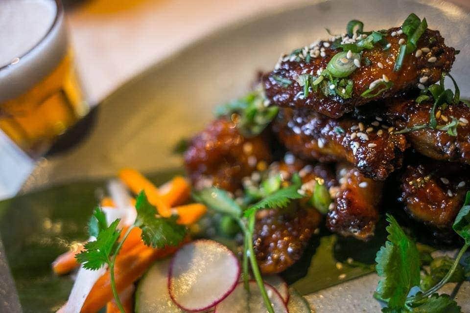 Le Restaurant Hà : avenue mont-royal