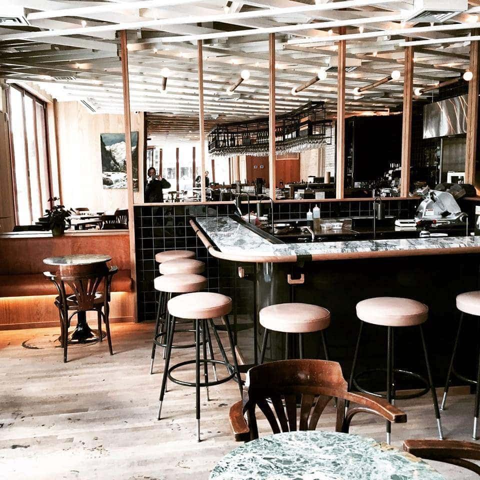 Rouge-Gorge : bar à vin gourmand Avenue Mont-Royal