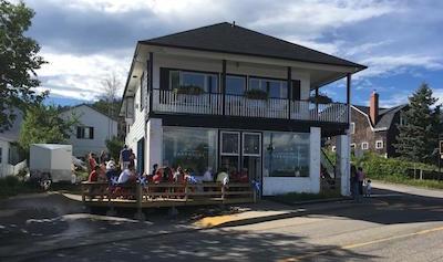 Restaurants Tadoussac où bien manger