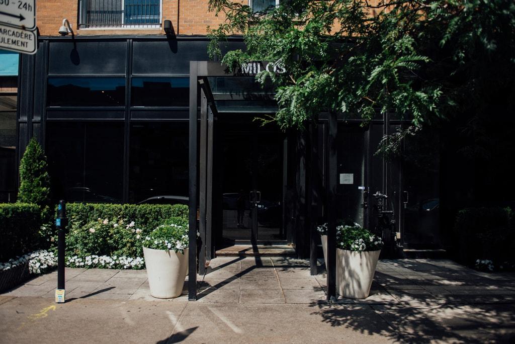 Milos restaurant institution Montréal